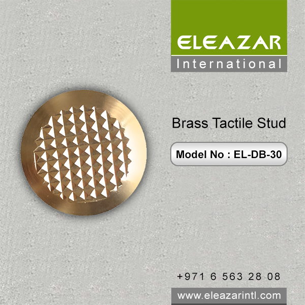 Best Brass Tactile Stud provider in uae
