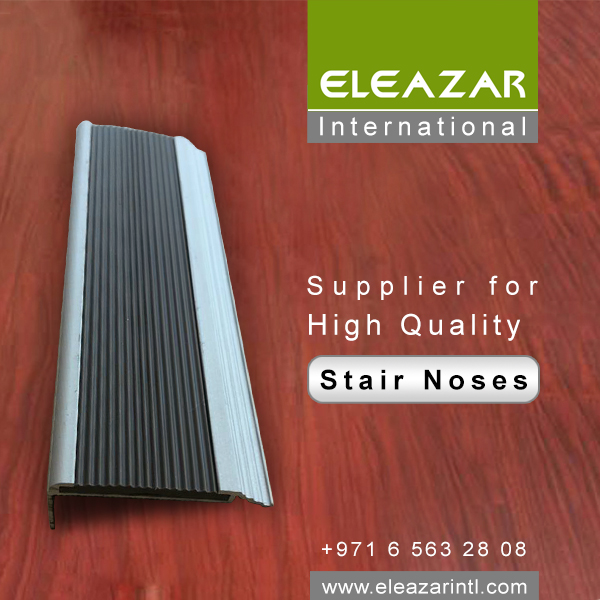 Leading Stair Noses supplier in uae