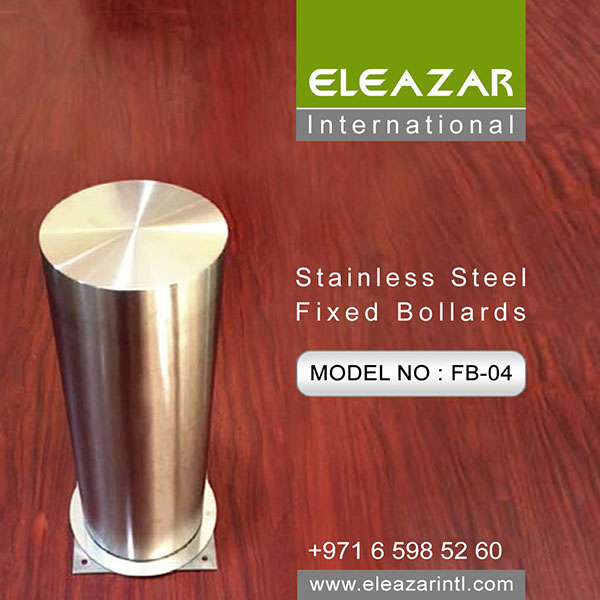 Best Bollards Manufacturing Company in Sharjah