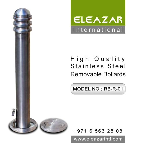 Bollards Manufacturers and Suppliers in Dubai UAE