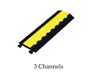 Cable Protector-3 Channels