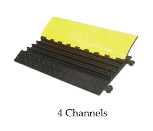 Cable Protector-4 Channels