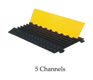 Cable Protector-5 Channels