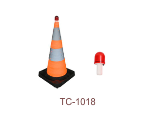Collapsible Traffic Cone-TC-1018