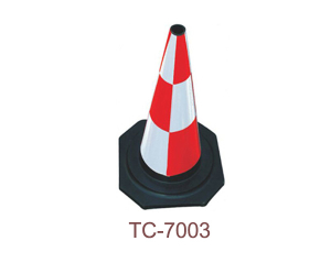 Rubber Traffic Cone - TC-7003