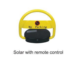 Solar with remote control