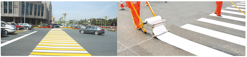 Road Marking Machines & Tape